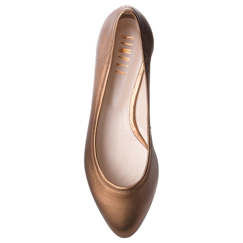 Ballerinas SIMPLE - Marisa DAH019-125-YX00-4000-0 89