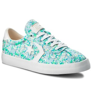 f6a176816a27 Sneakers CONVERSE Breakpoint Ox 555952C Fresh Cyan Barely Orange White