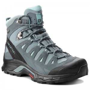 Trekkingschuhe SALOMON X Ultra Mid Winter Cs Wp W 404796