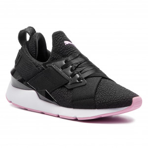 Sneakers PUMA Muse Tz Wn's 369658 02 Puma BlackPele Pink