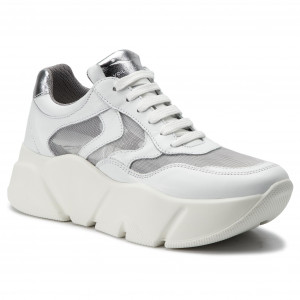 0012013787 Blanche 1n17 Voile Biancogialo 01 Sneakers Creep bvYf76gy