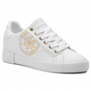 Sneakers GUESS Pica FL7PIC ELE12 WHITE Sneakers