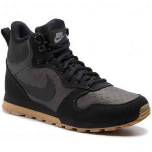 best service f77fc 9d048 Schuhe NIKE Md Runner 2 Mid Prem 844864 006 Black Black Gum Light Brown