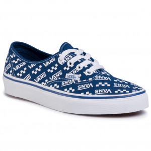 Turnschuhe VANS Authentic VN0A2Z5IWH82 (Logo Repeat) Tr Bl