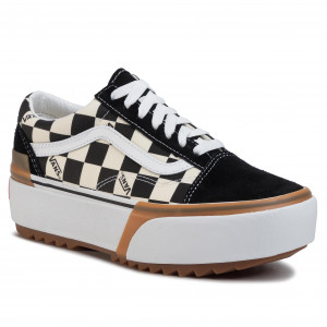 Turnschuhe VANS Old Skool Stacked VN0A4U15VLV1