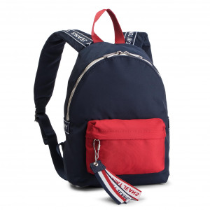 af4cd89e69 Rucksack TOMMY HILFIGER - Effortless Saffiano Backpack AW0AW06129 ...
