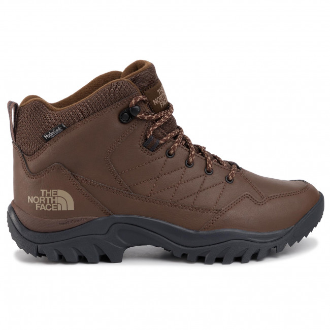 Trekkingschuhe The North Face - Storm Strike Ii Wp Nf0a3rrqgt5i Carafe Brown/ebony Grey Stiefel Und Andere Herrenschuhe
